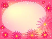 Fondo hermoso de la flor libre illustration