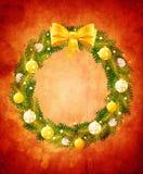 Fondo hermoso de la Navidad Imagen de archivo libre de regalías