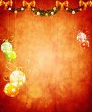 Fondo hermoso de la Navidad stock de ilustración