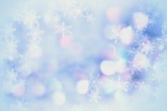 Fondo hermoso de la Navidad Imagen de archivo