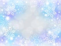Fondo hermoso de la Navidad ilustración del vector