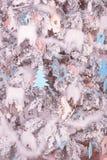 Fondo hermoso de la Navidad, decoración del Año Nuevo foto de archivo libre de regalías