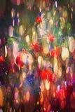 Fondo hermoso del árbol de navidad Fotos de archivo
