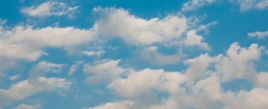 Fondo hermoso del cielo Imágenes de archivo libres de regalías