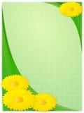 Fondo hermoso del vector para la tarjeta de felicitación imagen de archivo