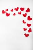 Fondo hermoso para el día de tarjeta del día de San Valentín Fotos de archivo libres de regalías
