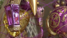 Fondo hermoso para el festival de la celebración del diwali metrajes