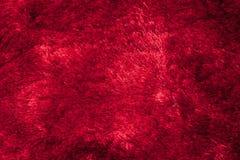 Fondo horizontal de la textura de la alfombra roja Fotos de archivo libres de regalías