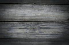 Fondo horizontal envejecido de la textura de madera superficial Foto de archivo libre de regalías