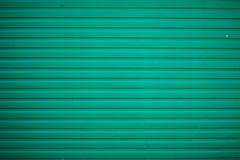 Fondo horizontal verde de las rayas foto de archivo libre de regalías