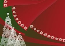 Fondo III de la Navidad Imágenes de archivo libres de regalías