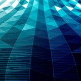 Fondo ilustrado concepto abstracto de la tecnología Fotografía de archivo libre de regalías