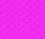 Fondo inconsútil abstracto de las líneas y de los ángulos blancos y rosados Foto de archivo