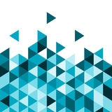 Fondo inconsútil abstracto del polígono libre illustration