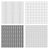 Fondo inconsútil abstracto del vector Fotos de archivo libres de regalías