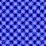 Fondo inconsútil azul del modelo de punto Fotografía de archivo libre de regalías