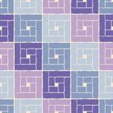 Fondo inconsútil con el modelo geométrico abstracto Azulejo decorativo libre illustration
