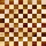 Fondo inconsútil con los modelos de madera Fotografía de archivo libre de regalías