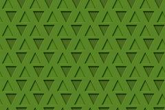 Fondo inconsútil con los triángulos stock de ilustración