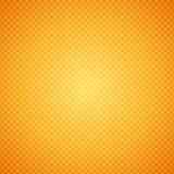 Fondo inconsútil cuadrado anaranjado del modelo del verano Fotos de archivo