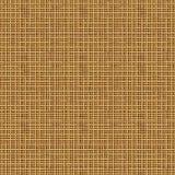 Fondo inconsútil de la textura de la arpillera o de la lona, o modelo de la repetición Fotografía de archivo