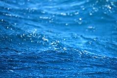 Fondo inconsútil del agua de la textura Foto de archivo