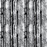 Fondo inconsútil del bosque en blanco Vector Fotografía de archivo libre de regalías