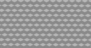 Fondo inconsútil del modelo del cubo colorido isométrico ilustración del vector