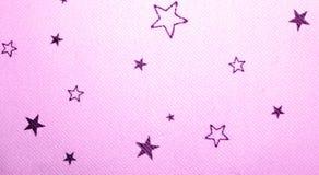 Fondo inconsútil del modelo de las estrellas que centellea Foto de archivo