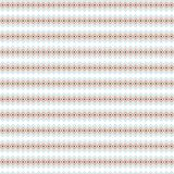 Fondo inconsútil del modelo del ejemplo geométrico étnico abstracto de Diamond Plaid Scribble Pattern Fabric stock de ilustración