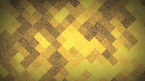 Fondo inconsútil del mosaico de oro ilustración del vector