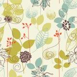 Fondo inconsútil floral Imagen de archivo