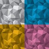 Fondo inconsútil geométrico Fotos de archivo