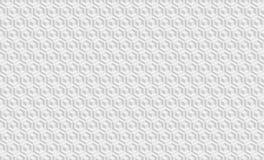 Fondo inconsútil geométrico blanco Vector eps10 Imagenes de archivo