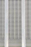 Fondo inconsútil plateado de metal de plata Imágenes de archivo libres de regalías