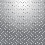 Fondo 2 inconsútiles del metal de la textura Imagen de archivo