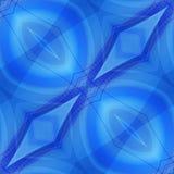Fondo incons?til abstracto azul foto de archivo