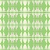 Fondo incons?til del modelo de la repetici?n del vector del extracto Textura tribal verde exhausta de la mano elegante moderna de libre illustration