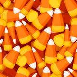 Fondo inconsútil con las pastillas de caramelo. Imagen de archivo