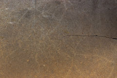 Fondo incrinato del pavimento della parete Fotografie Stock
