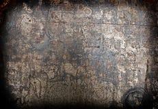 Fondo industrial del hierro Imágenes de archivo libres de regalías