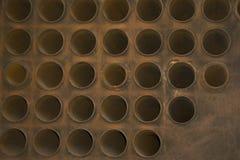 Fondo industrial del metal Fotos de archivo libres de regalías