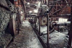 Fondo industriale Immagini Stock