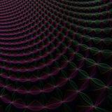 Fondo infinito abstracto ilustración del vector