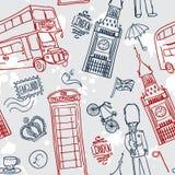 Fondo inglese Illustrazione Vettoriale