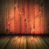 Fondo interior de la textura de la vendimia de la casa de madera fotos de archivo