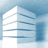 Fondo interior moderno ilustración del vector