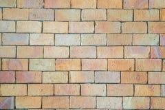 Fondo interno del muro di mattoni d'annata a casa Immagine Stock