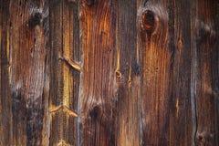 Fondo invecchiato di legno Immagine Stock