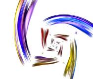 Fondo iridiscente hermoso Fotografía de archivo libre de regalías
